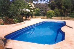 Ceramicpool Modell Riverina
